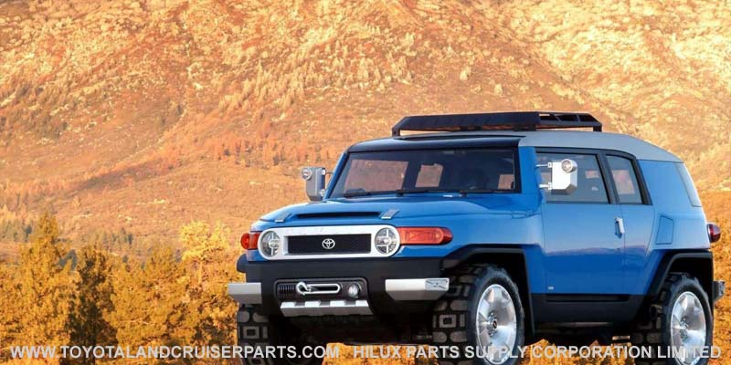 TOYOTA FJ CRUISER PARTS 8