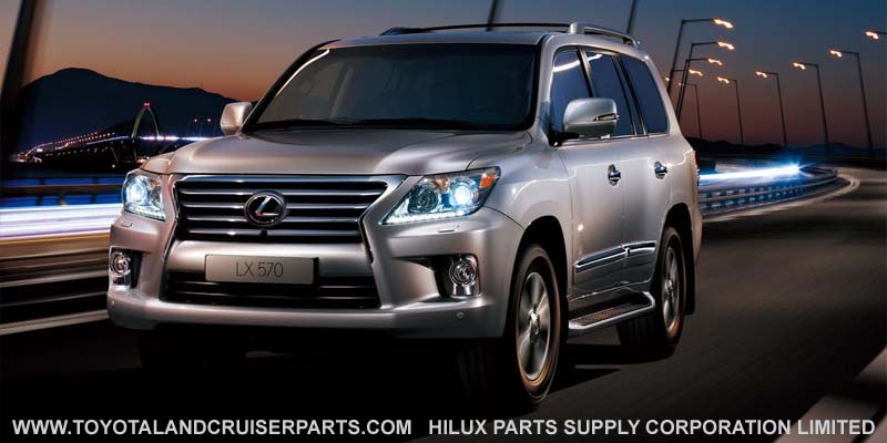 TOYOTA LAND CRUISER PARTS 2