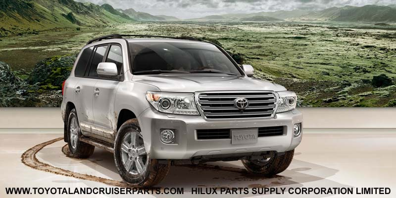 Toyota Land Cruiser Parts 1