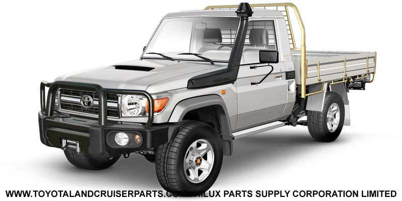 TOYOTA LAND CRUISER PARTS 6