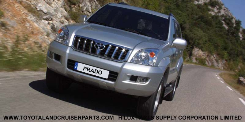 TOYOTA LAND CRUISER PRADO PARTS 4
