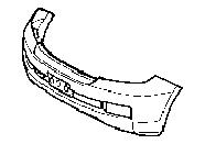 Toyota Land Cruiser FRONT BUMPER AND BUMPER STAY Parts